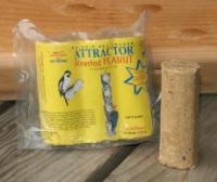 Roasted Peanut Suet Plug,Woodpecker Products,0404