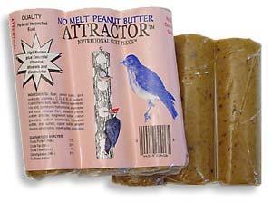 No Melt Peanut Suet Plug,Woodpecker Products,0406