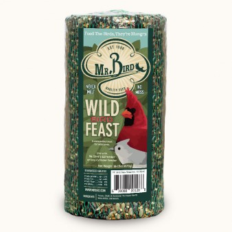 Wild Bird Feast Small Cylinder,Mr. Bird,128