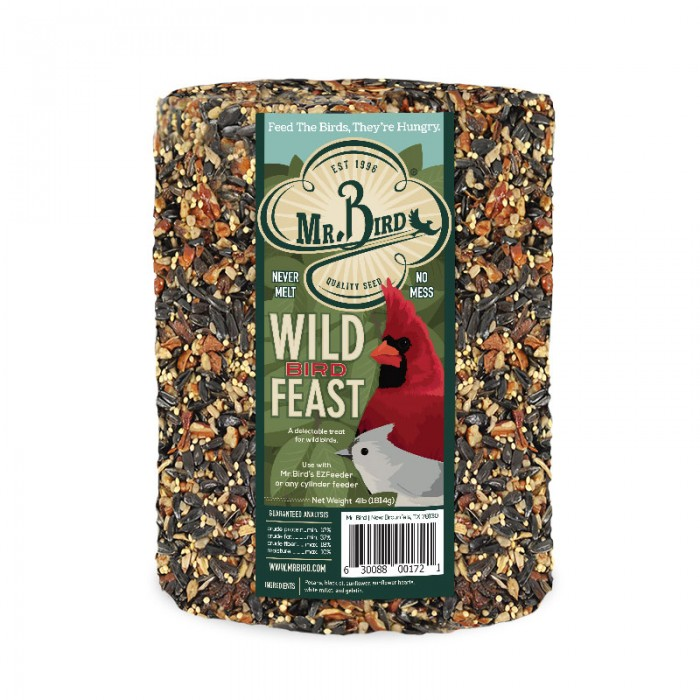 Wild Bird Feast 72 oz,172