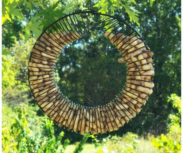 Whole Peanut Wreath,SE6019