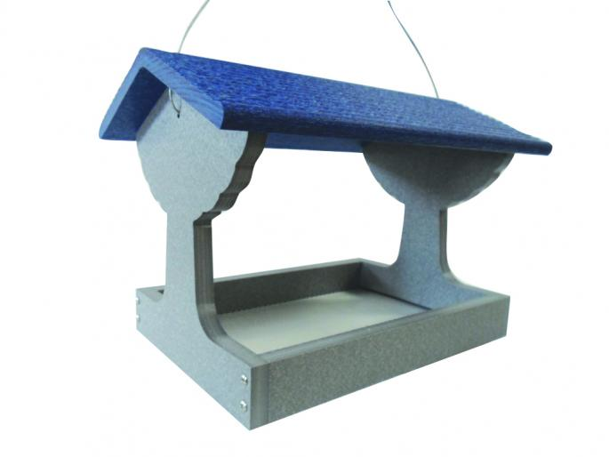Recycled Fly Thru Blue Roof,GSFT200B