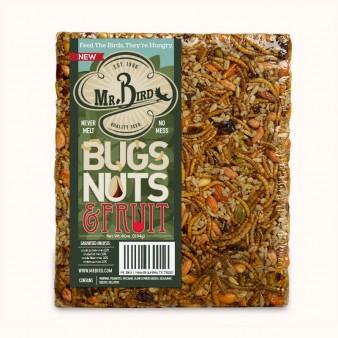 Bugs, Nuts & Fruit Large Cake,Mr. Bird,440