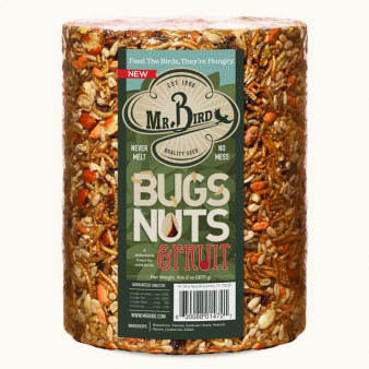 Bugs N' Nuts 72 oz. Cylinder,Mr. Bird,472
