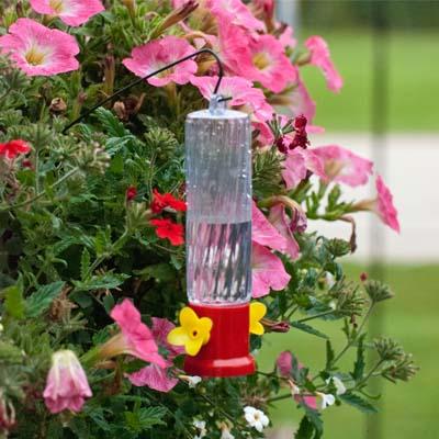 Garden Stake Hummingbird Feeder,WL35248