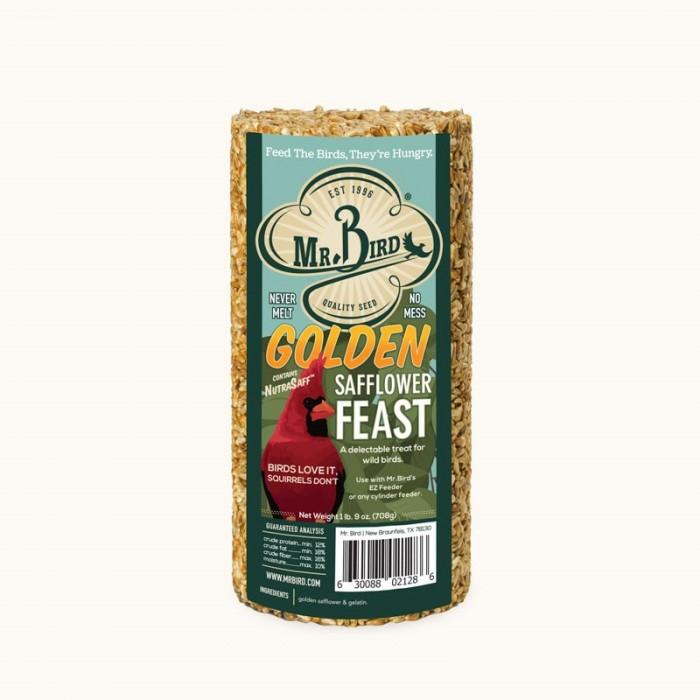 Golden Safflower Sm Cylinder,Mr. Bird,128GS