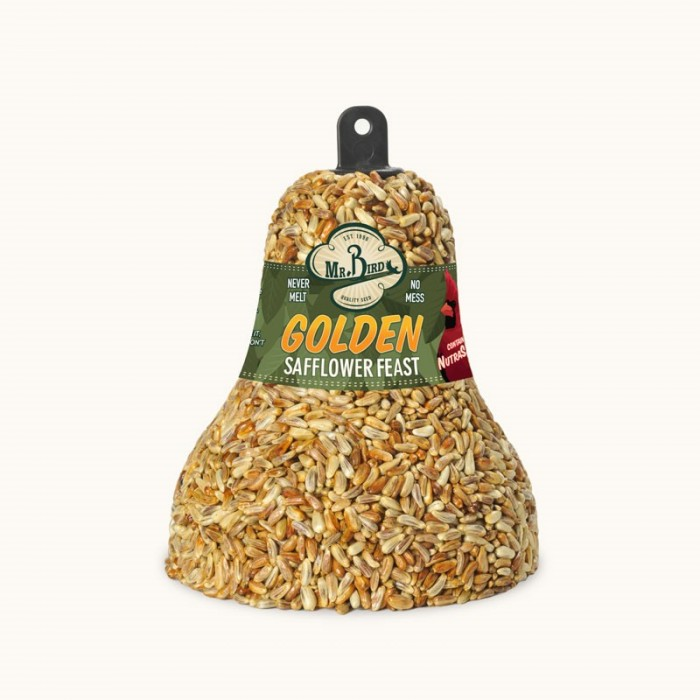 Golden Safflower Bell,Mr. Bird,618GS